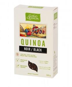 Gogo Quinoa Black