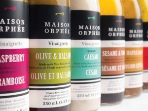 gluten free oils condiments