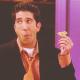 Ross Geller gluten free
