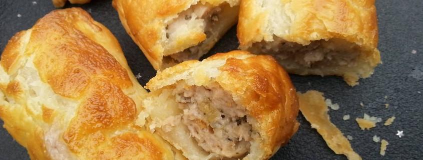 Sausage Rolls 1