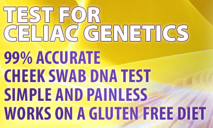 Test for Celiac Genetics