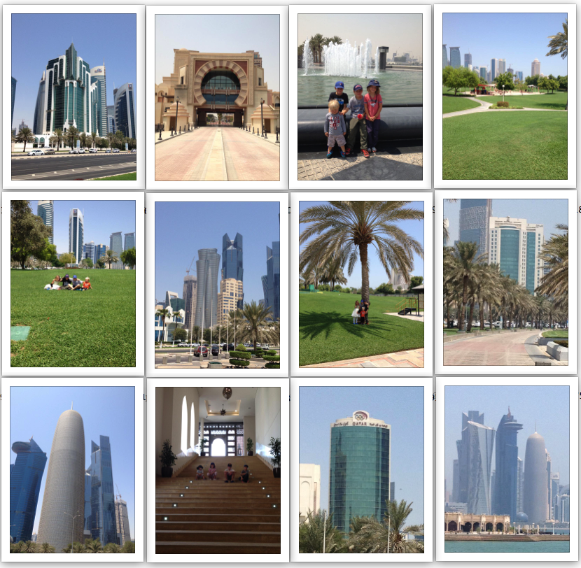 sightseeing Qatar