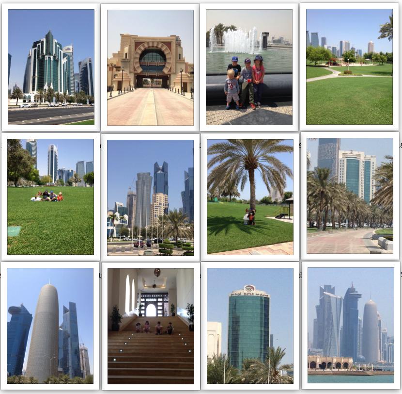 sightseeing Qatar