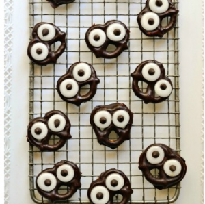 gluten free recipe chocolate pretzel screams
