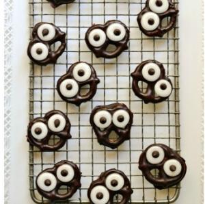 gluten free recipe chocolate pretzel screams