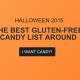 gluten free halloween candy list canada