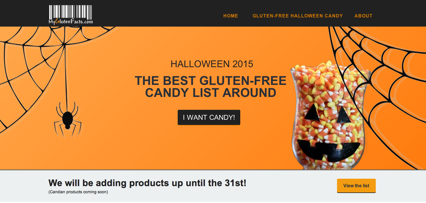 2015 gluten free halloween candy united states - What Halloween Candy Is Gluten Free