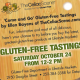 October 24th GlutenFree Tasting