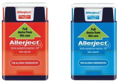Recall Allerject