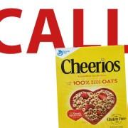 Recall Cheerios
