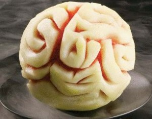 Self-Explantory Melon Brain!