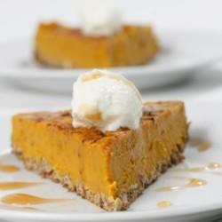 gluten free pumkin pie