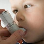 gut bacteria asthma