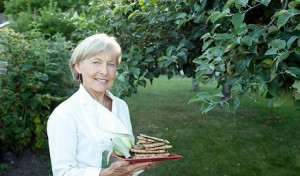 Afke Zonderland, Chef and Founder, Okanagan Rawsome