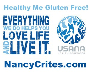 USANA Manufactured Supplements by Nancy Crites