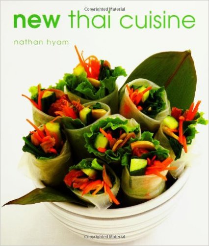 New Thai Cuisine cookbook