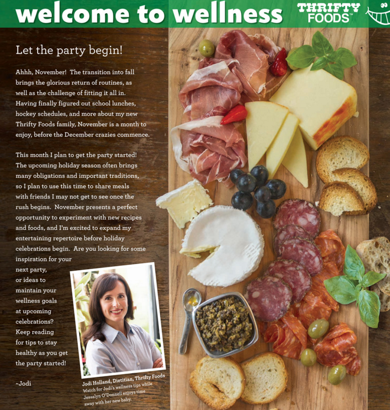 Thrifty Foods Welcome to Wellness