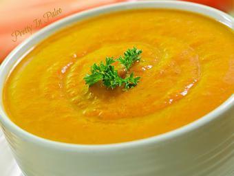 gluten free carrot soup