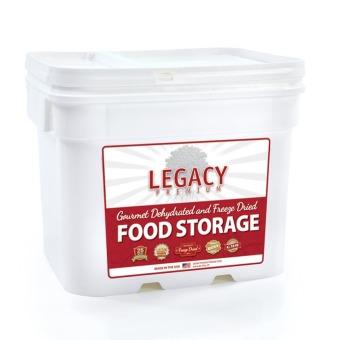 Premium Legacy Gluten Free Meals 120