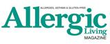 Allergic-Living magazine logo - Teal
