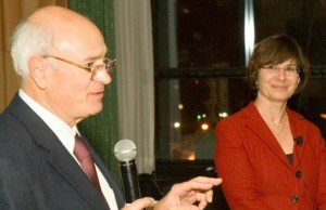 Drs. Stefano Guandalini and Bana Jabri