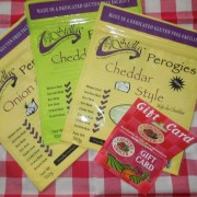 Gluten Free Perogy Contest