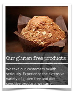 Pepper's Gluten Free Products
