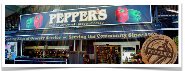 Pepper's Store Front