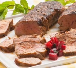 Gluten Free Pork Tenderloin