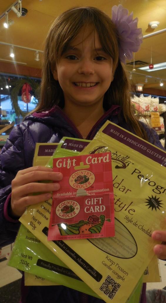 gluten free perogy winner