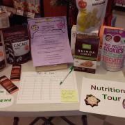 gluten free store tour