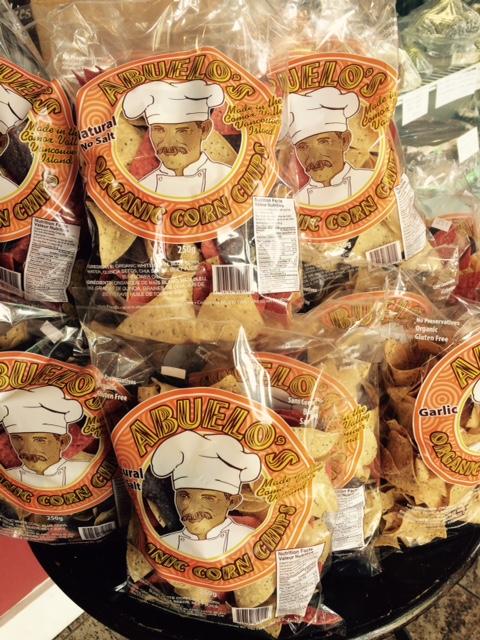 gluten free tortilla chips