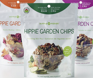 hippie foods garden chips