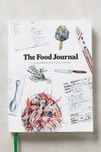 gluten free food journal