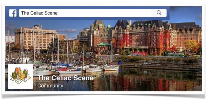 Celiac Scene Facebook