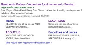 Rawthentic Eatery