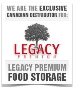 Total Prepare Legacy Foods