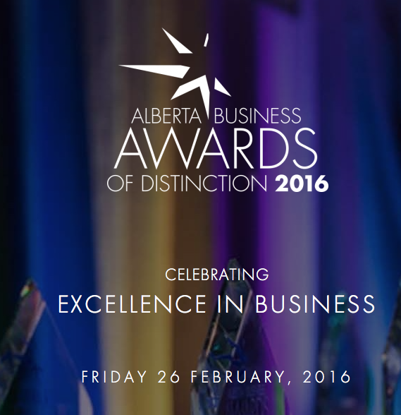 alberta business awards of distinction