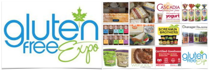 celiac scene gluten-free expo celebrities