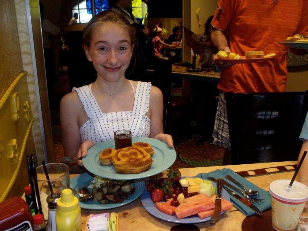 gluten free disneyland