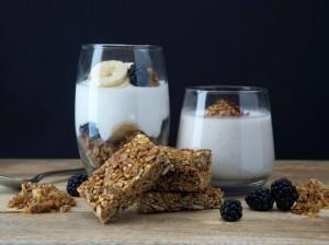 gluten free granola 2