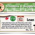 gluten free protein supplements