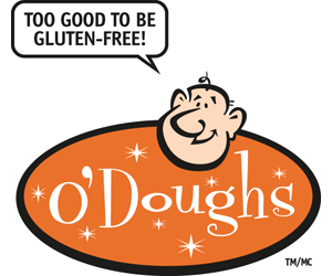O'Doughs-Too Good To Be Gluten-Free