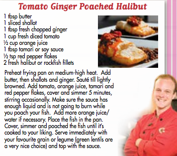 tomato-Ginger-Poached-Halibut