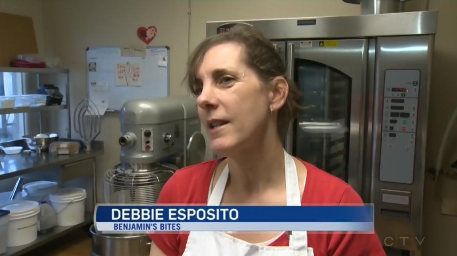 Benjamin's Bites CTV News 2
