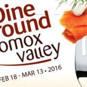 Dine Around Comox Valley 2