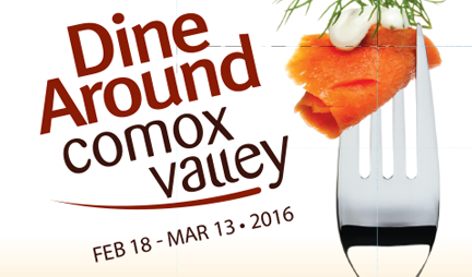 Dine Around Comox Valley 2