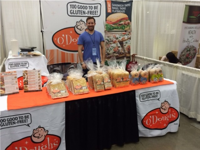 Odoughs at gluten free expo