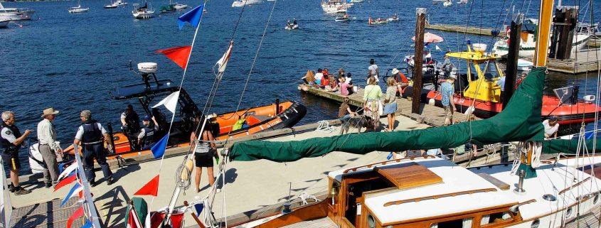 Rock Cod Cafe Wooden Boat Festival