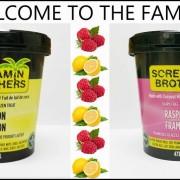 gluten-free, dairy-free frozen dessert Screamin Brothers